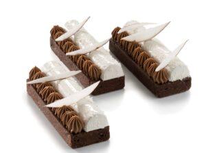 Tronco Tarta de Chocolate y Coco